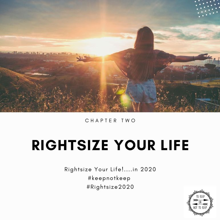 RightsizeYourLife